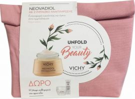Vichy Promo Neovadiol Ξηρή Επιδερμίδα 50ml & Neovadiol Night 15ml & Neovadiol Phytosculpt Κρέμα Ημέρας 15ml & Mineral 89 Eyes 1ml