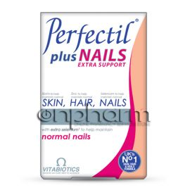 Vitabiotics Perfectil Plus Nails 60Ταμπλέτες