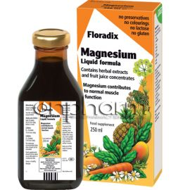 Power Health Floradix Magnesium Σιρόπι 250ml