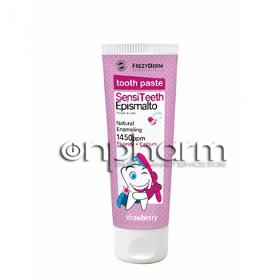 Frezyderm SensiTeeth Epismalto Tooth Paste 1450 ppm 50ml