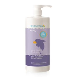 Helenvita Baby All Over Cleanser Perfume Talc 1lt
