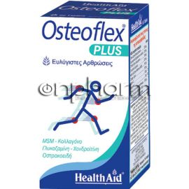 Health Aid Osteoflex Plus 60Ταμπλέτες
