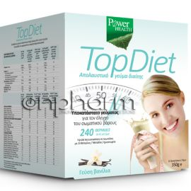 Power Health Top Diet Βανίλια 350g