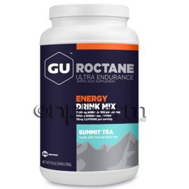 GU Roctane Drink Mix 780g-Γεύση Summit Tea