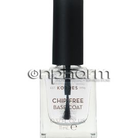 Korres Gel Effect Nail Colour Base Coat 11ml