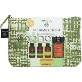 Apivita Travel Kit Bee Ready to Go