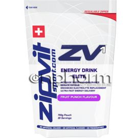 Zipvit ZV1 Energy Drink Elite Fruit Punch 700g Pouch