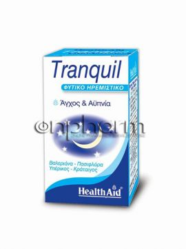 Health Aid Tranquil 30 κάψουλες