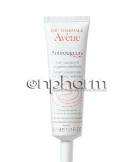 Avene Antirougeurs Fort Soin Concentré 30ml