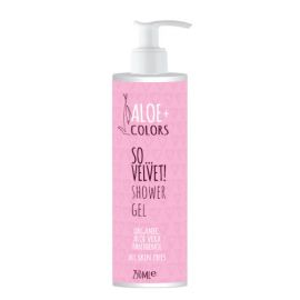 Aloe+ Colors Shower Gel So Velvet! 250ml