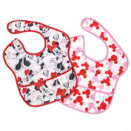 Bumkins Super Bib Disney Minnie 6-24months
