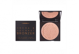 Korres Cocoa & Coconut Bronzer 01 Light Shade 10gr