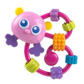 Playgro Curly Critter Παιδική Κουδουνίστρα