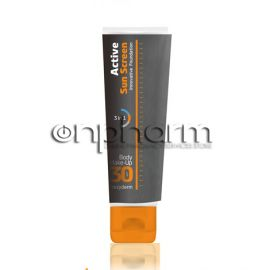 Frezyderm Active Sun Screen Body Make-Up SPF30 75ml