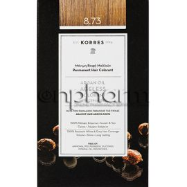 Korres Argan Oil Ageless Colorant-Χρυσή Καραμέλα 8.73