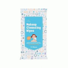 Cettua Makeup Cleansing Wipes 15τμχ