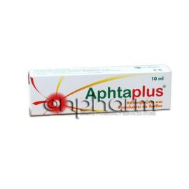 Aphtaplus Gel 10ml