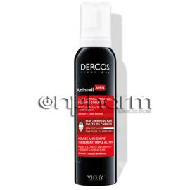 Vichy Dercos Aminexil Men Triple Action Treatment Foaming 150ml