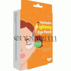 Cettua Halfmoon Brightening Eye Patch 5 Ζεύγη