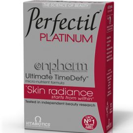Vitabiotics Perfectil Platinum Ultimate TimeDefy 60Ταμπλέτες