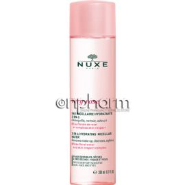 Nuxe Very Rose 3-in-1 Soothing Micellar Water 3-σε-1 απαλό νερό micellaire 200ml