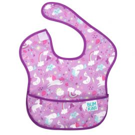 Bumkins Waterproof SuperBib Unicorns 6-24 months 1 pack