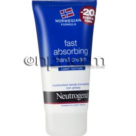 Neutrogena Hand Cream Fast Absorbing 75ml