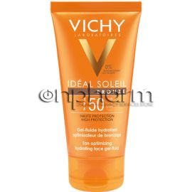 Vichy Ideal Soleil Bronze SPF 50+, 50ml