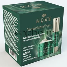 Nuxe Promo Nuxuriance Ultra Crème Riche 50ml με Δώρο Nuxuriance Ultra yeux et levres 15ml