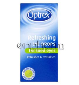 Optrex Drops For Tired Eyes 10ml