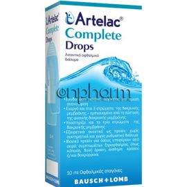 Artelac Complete Drops 10ml