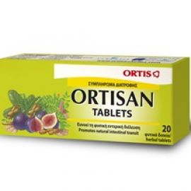 Ortisan New Tablets, 20 tabs