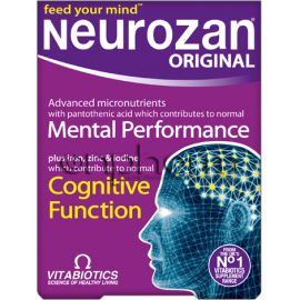 Vitabiotics Neurozan 30Tαμπλέτες