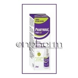 Pharyndol Spray Kid 20ml