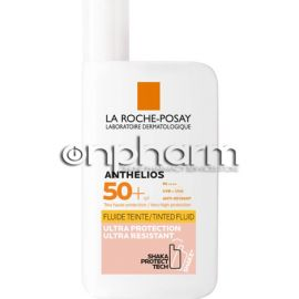 La Roche Posay Anthelios Invisible Tinted Fluid SPF50+ 50ml