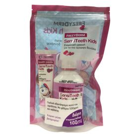 Frezyderm Promo Sensiteeth Kids Toothpaste 500ppm 50ml + ΔΩΡΟ Frezyderm Mouthwash 100ml