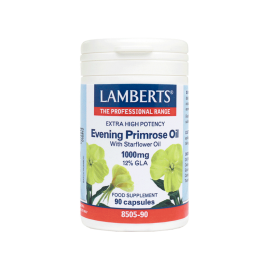 Lamberts Evening Primrose Oil with Starflower Oil 1000mg 90Kάψουλες
