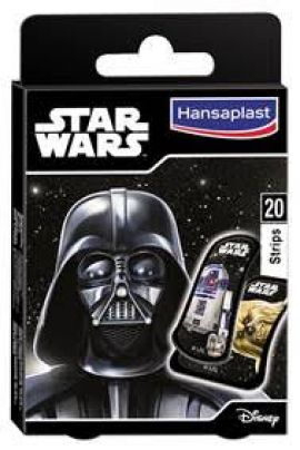 Hansaplast Junior Star Wars 20Τεμάχια